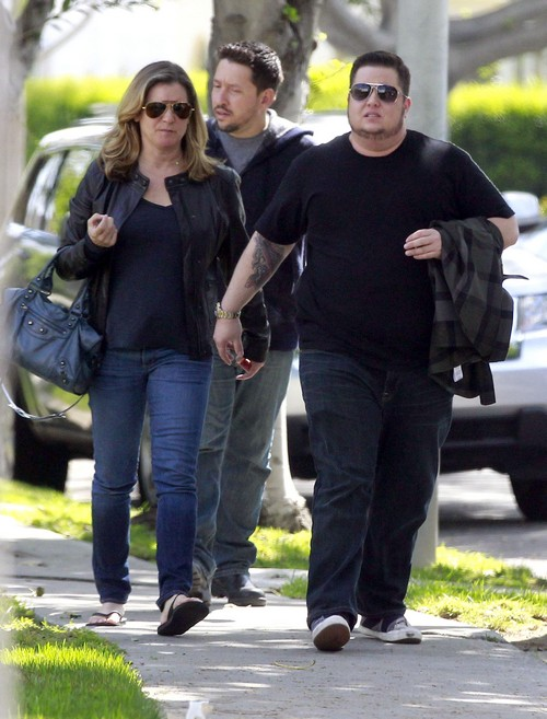 Chaz Bono Out And About With New Girlfriend? (Photo)