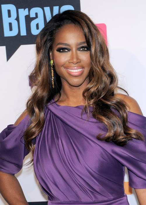 Did Kenya Moore Rip off Porsha Stewart's Idea?