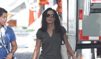 Sandra Bullock Finally Sees Karma Bite Her Ex Jesse James In The Butt