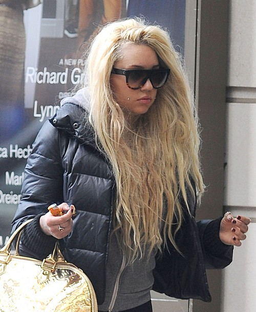 Amanda Bynes Gets Evicted From NYC Apartment Building
