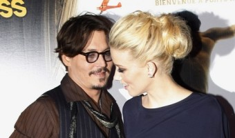 Johnny Depp and Amber Heard Back Flirting Again – Romance Back On?