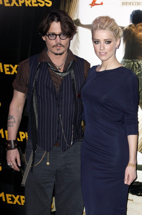 """The Rum Diary"" Premieres In Paris"