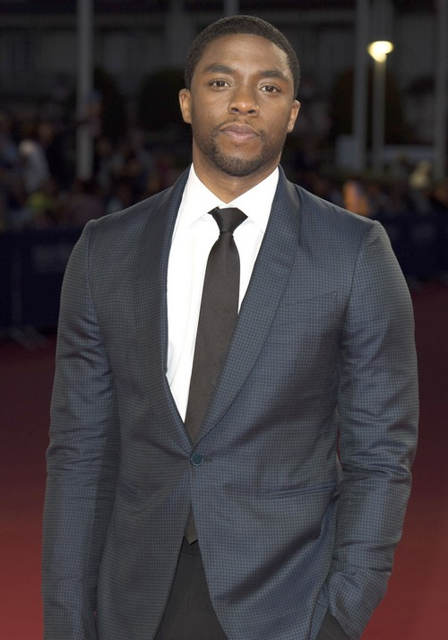 Chadwick Boseman Cast As Black Panther In Marvel Universe - Report