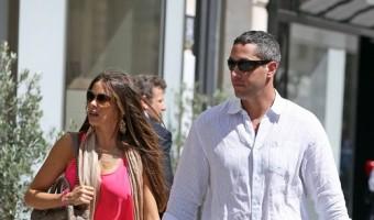 Sofia Vergara's Boyfriend Nick Loeb Throws Punches At Miami Club
