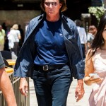Bruce Jenner Says He Met Kanye West Once; Kim Kardashian Calls BS