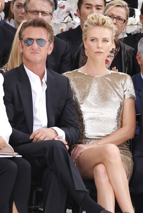 Charlize Theron And Sean Penn Are Engaged