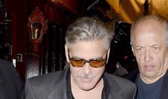 George Clooney Dumped Stacy Keibler & Is Dating An Ex-Girlfriend