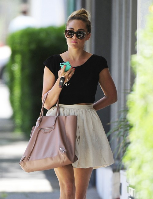 Lauren Conrad Responds to Being Called A Basic B*tch By Allure Magazine