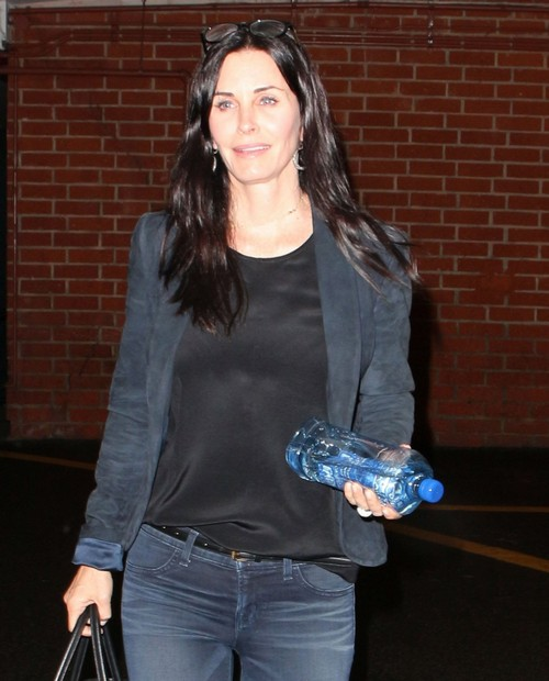 Courteney Cox & David Arquette Officially Divorced