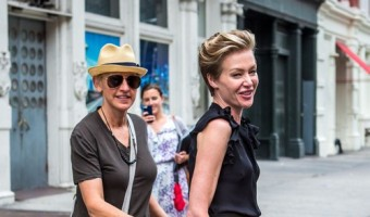 Portia De Rossi Pregnant – Ellen DeGeneres Agrees To Baby to Salvage Marriage – Report