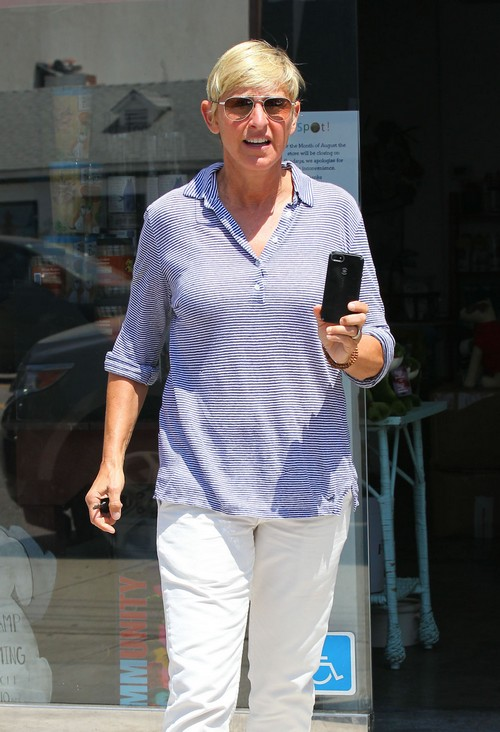 Is Ellen DeGeneres Getting A Plastic Surgery Makeover?