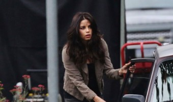 Exclusive... Jenna Dewan Returns To Work After Having Her Baby