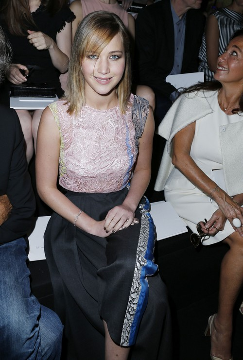 Paris Fashion Week - Christian Dior F/W 2013-2014