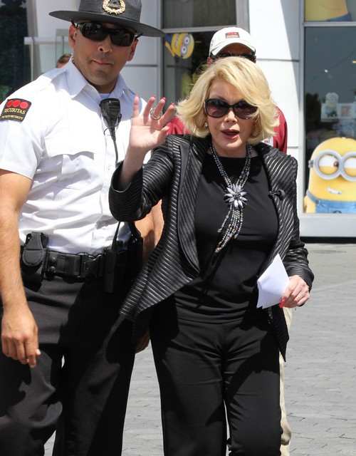 "Joan Rivers Says Ohio Kidnap Victims Lucky To Live ""Rent Free"" - Lawyers Respond"