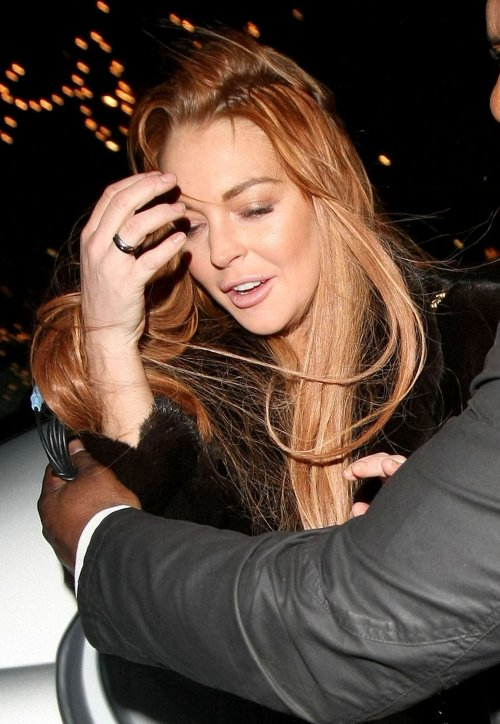 Lindsay Lohan Fails Jail After Firing Lawyer, Rejecting Plea Bargain