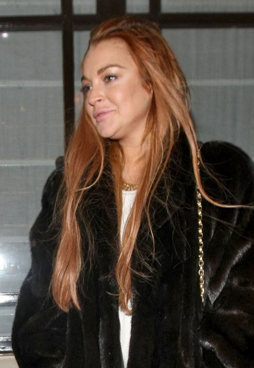 Lindsay Lohan Paid A Paltry $100 For Four-Way Sex