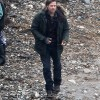 "Brad Pitt Shoots Scenes for ""World War Z"""