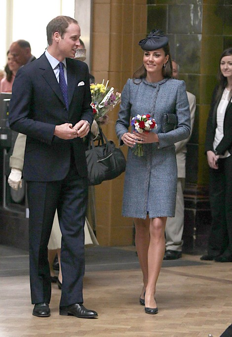 Prince William Fears For Kate Middleton's Life After Topless Scandal Security Breach