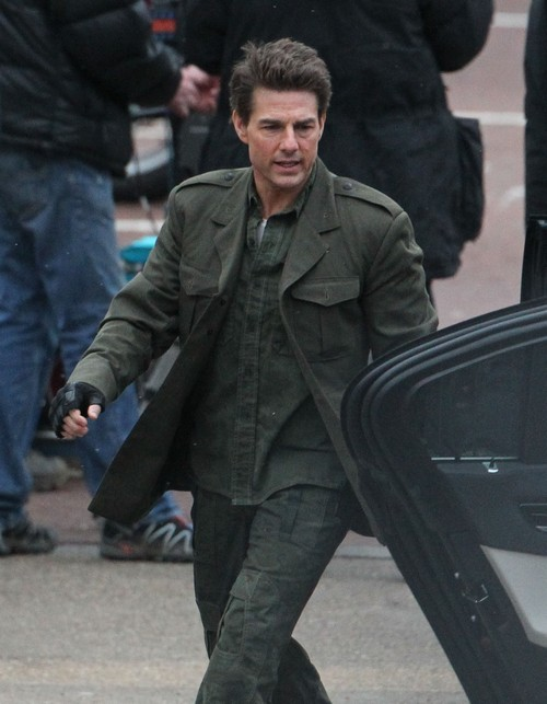 Tom Cruise Has His Eye On Starring In The Man From U.N.C.L.E.