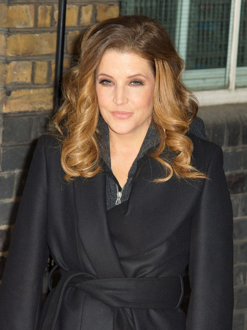 Lisa Marie Presley Leaves ITV Studios