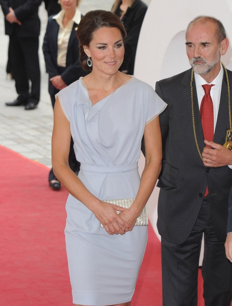 Kate Middleton Proud of Body, Promises to Go Topless Again