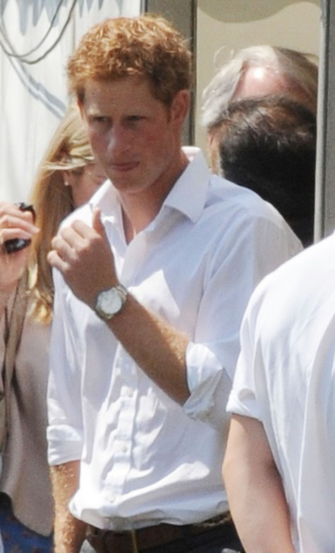 Prince Harry's Nudity Is Worth $23 Million