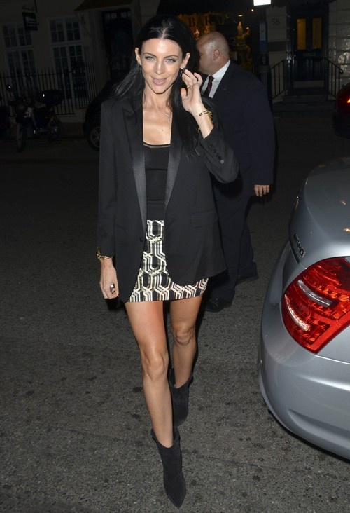 GQ Awards After Party In London