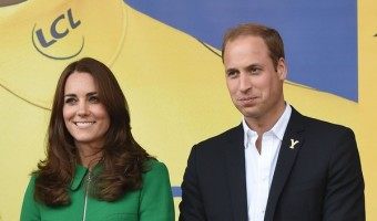 Prince William Warns Kate Middleton to Avoid Angelina Jolie
