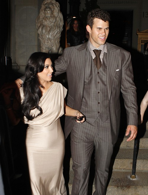 Kim Kardashian May Still Be Mrs. Kris Humphries When She Gives Birth