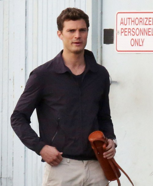 Jamie Dornan Doesn't Understand All Of The Fuss About Bondage Scenes