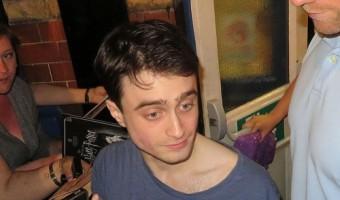 Daniel Radcliffe Returns To Booze And Drugs, Spiraling Out Of Control?