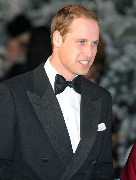 "Prince William Says Pregnant Wife Kate Middleton Has, ""All Day and All Night Sickness"""