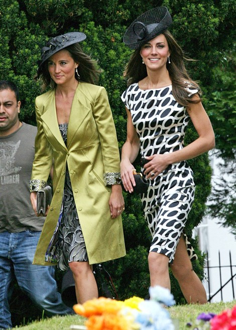 Kate Middleton and Pippa Middleton Fight Over Prince Harry's Antics