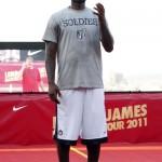 Report: LeBron James and Fiancé Savannah Brinson Split Up