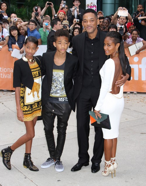 It's Boot Camp Time for Will Smith's Out of Control Kids, Willow and Jaden