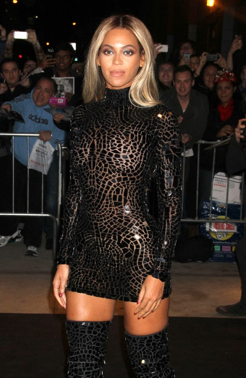 Beyonce Celebrates The Release Of Her Self-Titled Visual Album 'Beyonce'
