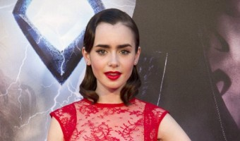 Lily Collins Doesn't Like Twitter, Considers Herself A Serious Actress