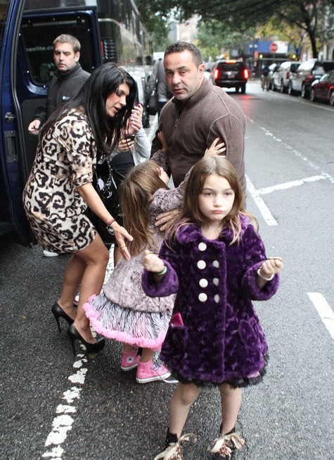 Teresa Giudice Puts Fame Before Daughters