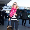 Brandi Glanville A Little Out of Sorts at LAX