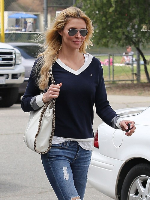 Brandi Glanville Has A Boyfriend and Doesn't Care About LeAnn Rimes Anymore