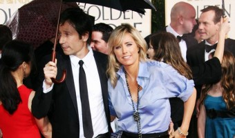 David Duchovny and Tea Leoni Giving Their Marriage Another Try