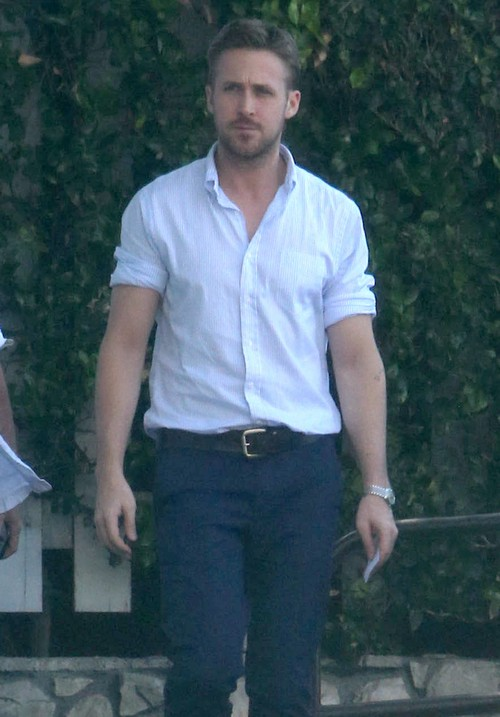 Ryan Gosling Cried After One Night Stand - Too Sensitive?