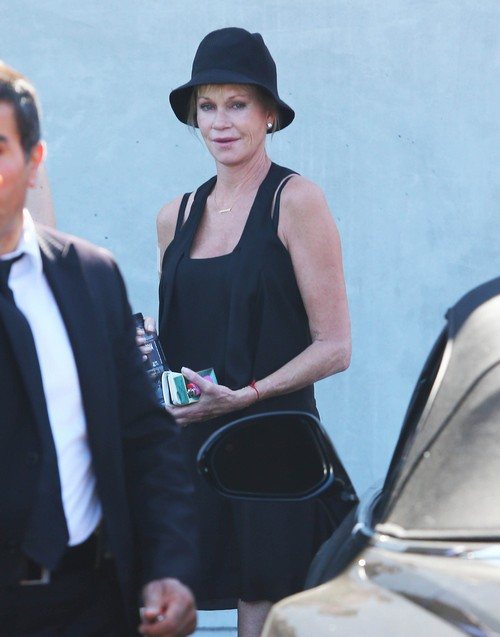 Melanie Griffith Out And About In Los Angeles