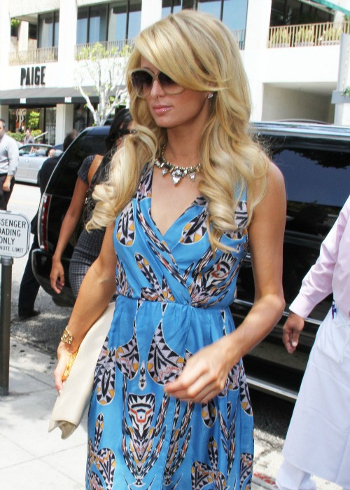 Paris Hilton Felt Violated After Learning Bling Ring Facts