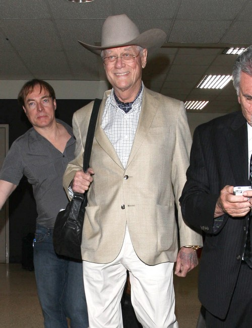 Breaking News: Dallas Star Larry Hagman Dead at 81