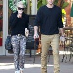 Miley Cyrus Spotted With NO Engagement Ring