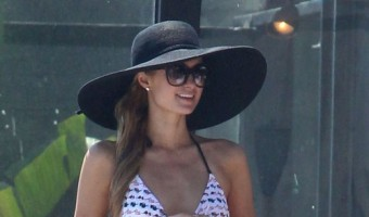 Paris Hilton's Amazing Look At Malibu Beach Party – See Her Stunning Pics (Photos)