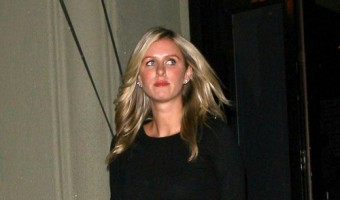 Nicky Hilton Dines At Craig's Restaurant