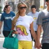 Paris Hilton And River Viiperi Shopping In Studio City