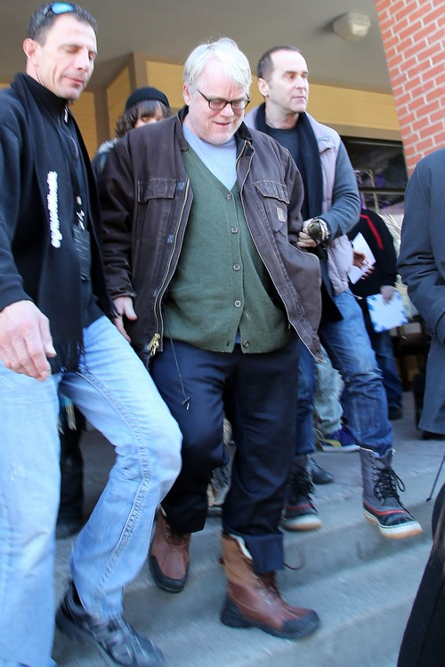 Philip Seymour Hoffman Dies Of Drug Overdose In NYC **FILE PHOTOS**